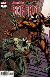 Absolute Carnage: Scream #1 Mark Bagley Connecting Variant