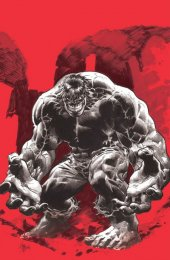 The Immortal Hulk #19 Comics Elite Mike Deodato Premier Red Sketch Virgin Variant Cover
