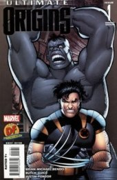 Ultimate Origins #1 Howard Chaykin Variant