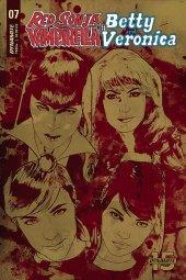 Red Sonja & Vampirella Meet Betty & Veronica #7 Cover C Staggs