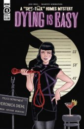 Dying is Easy #4 Cover B Rodriguez