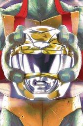 Mighty Morphin Power Rangers / Teenage Mutant Ninja Turtles #2 Cover C Montes