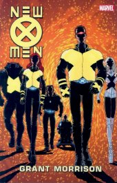 new x-men by grant morrison book 1 tp