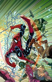 The Amazing Spider-Man #1 1:1000 Remastered Variant