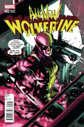 All-New Wolverine #2 Lopez Variant