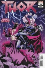 Thor #16 Will Sliney Bring on the Bad Guys Variant