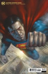 Action Comics #1020 Card Stock Variant Edition