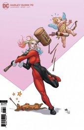 Harley Quinn #70 Variant Cover