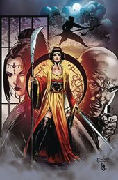 Shang #1 Cover B White