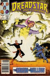 Dreadstar and Company #2 Newsstand Edition