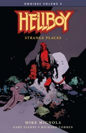 hellboy omnibus vol. 2: strange places tp