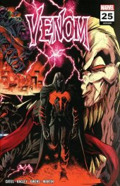 Venom #25 Second Printing Ryan Stegman Wraparound Cover