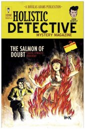 Dirk Gently: The Salmon of Doubt #3 Incentive Variant