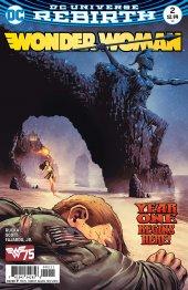 Wonder Woman #2 Original Cover