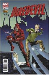 Daredevil #595 Stan Lee Box Variant