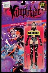 Vampblade #4 Cover C Action Figure Risqué