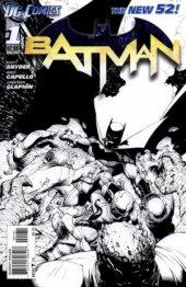 Batman #1 Sketch Variant