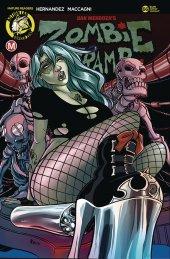 Zombie Tramp #66 Cover E Boo Rudetoons
