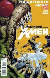 Wolverine and the X-Men #2 2nd Print