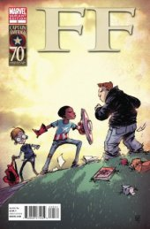 ff #5 i am captain america young variant