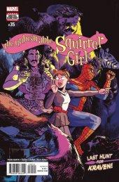 The Unbeatable Squirrel Girl #35