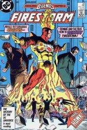 The Fury of Firestorm #56