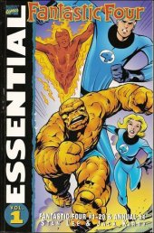 Essential Fantastic Four Vol. 1 TP New Ed Second Printing