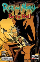 Rick And Morty: Go To Hell #5