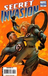 Secret Invasion #5 Yu Variant