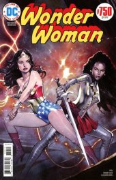 Wonder Woman #750 1970s Variant Edition