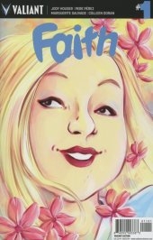 Faith #1 Cover J - Colleen Coover Incentive Variant