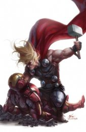 Thor #1 ComicTom101 InHyuk Lee Exclusive Variant