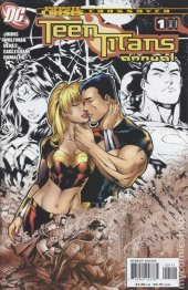 Teen Titans Annual #1 2006 2nd printing variant