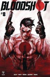 Bloodshot #8 Original Cover