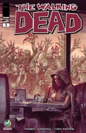 The Walking Dead #1 Wizard World Comic Con Fort Lauderdale Variant