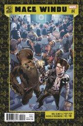 Star Wars: Jedi of the Republic - Mace Windu #4 40th Anniv Variant