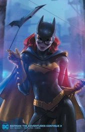 Batman: The Adventures Continue #3 JeeHyung Lee Variant B
