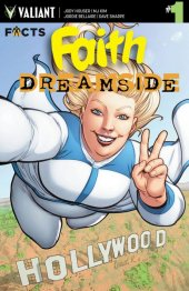 Faith: Dreamside #1 FACTS 2018 EXCLUSIVE VARIANT