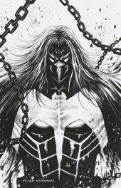 Venom #27 Tyler Kirkham Black & White Variant