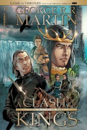 A Game of Thrones: Clash of Kings #13 Cover B Subscription Rubi