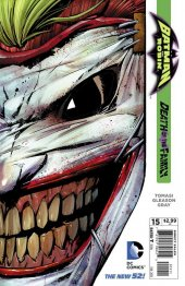 Batman and Robin #15 Joker Variant