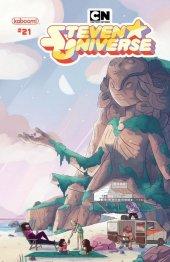 Steven Universe #21 Subscription Maynard Variant