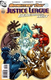 Justice League: Generation Lost #11 Variant Edition