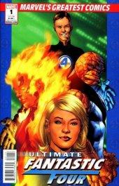Ultimate Fantastic Four #1 Marvel