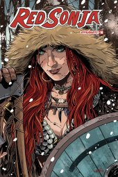 Red Sonja #16 Cover D Laming