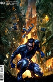 Nightwing #70 Variant Edition