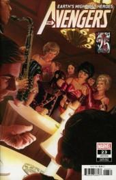 Avengers #23 Marvels 25th Anniversary Variant