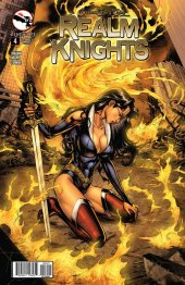 Grimm Fairy Tales Presents Realm Knights #4 Cover B Dooney