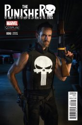 The Punisher #6 Cosplay Variant