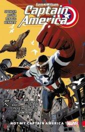 captain america: sam wilson vol. 1: not my captain america tp